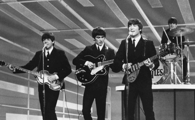 Beatles Ed Sullivan Show Appearance