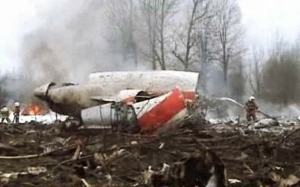 "Plane Crash That Killed Polish President, First Lady, and others a ""Second Katyn Massacre"""