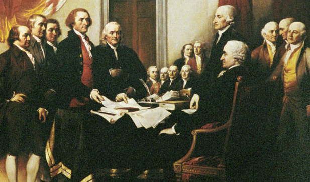 Take 5 Minutes and Read (and Absorb) the Declaration of Independence
