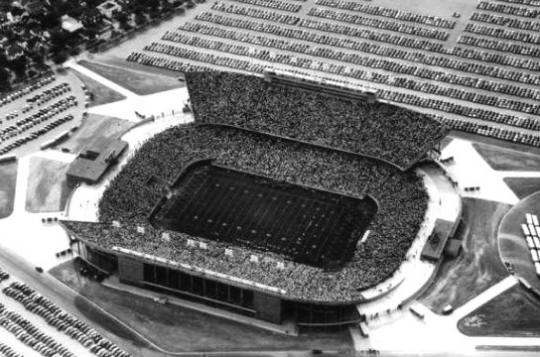 Remembering My Introduction to College Football: Rice Owls 1961