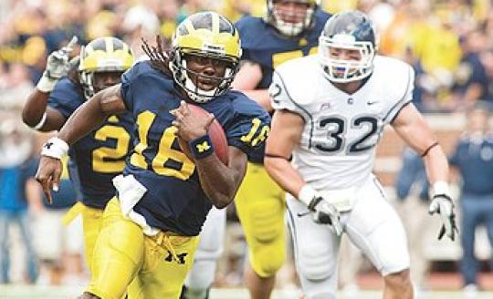 College Football 2010 — Week 1 Highlights