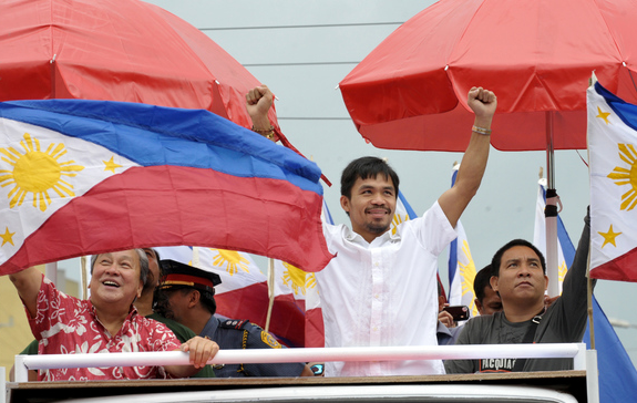 Pacquiao Pride: When Is A Surge of National Pride Evidence of Deeply Felt Dissatisfaction?