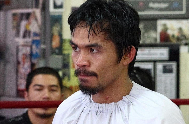 Gareth Davies Writes About Manny Pacquiao Documentary on BBC