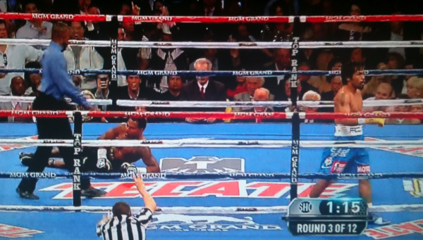 Pacquiao-Mosley: What Really Happened in the Fight