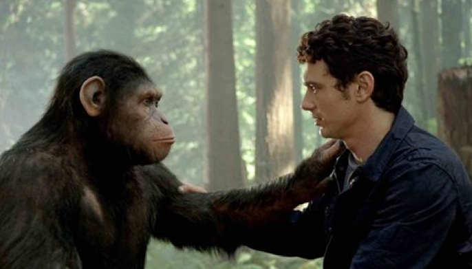 Apes Exceeds Expectations on Strong Word of Mouth — and the buzz is all about Andy Serkis' Motion Capture Performance as Caesar the Ape