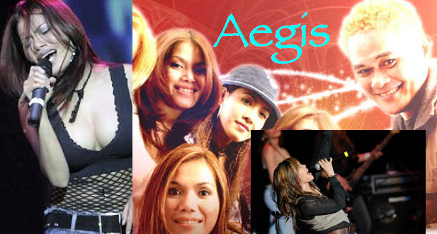 "Filipino Girl Band ""Aegis"" — More Cool Music the world should know….."