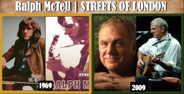 "Ralph McTell's ""Streets of London"" 