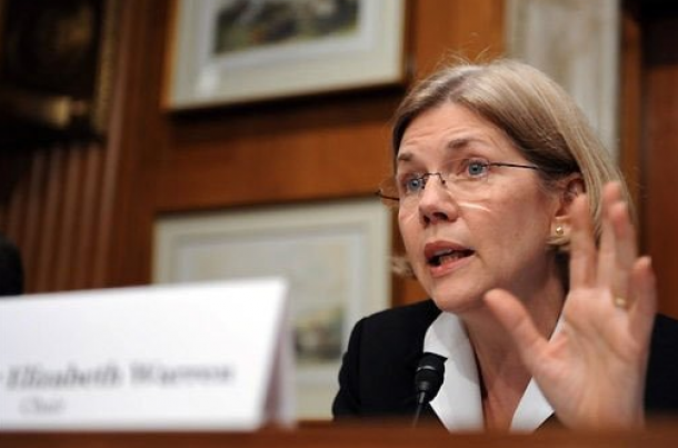 Elizabeth Warren — Making Sense on the Debt and Fair Taxation