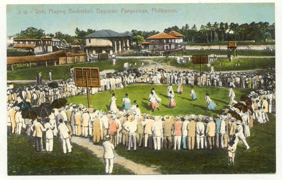 Dagupan1910BasketballGirls