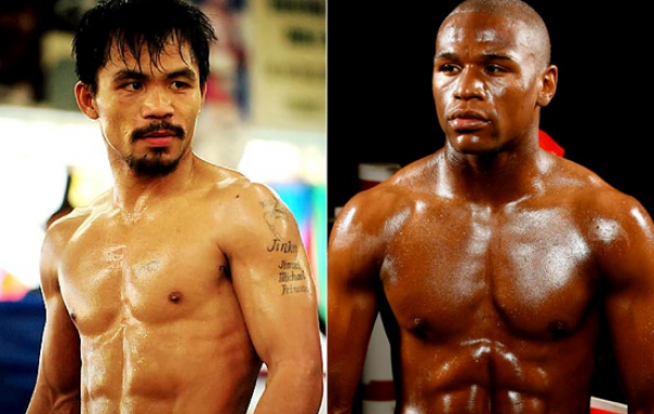 Mayweather Wants Pacquiao on May 5. Really?