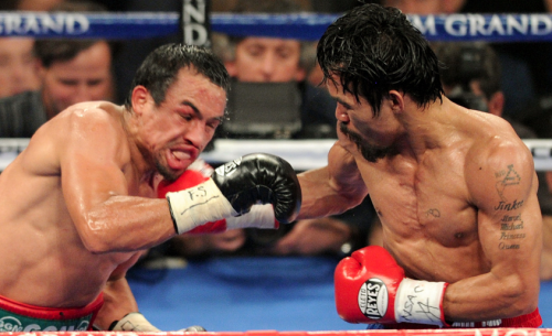 Marquez lays out his demands for a fourth match with Pacquiao