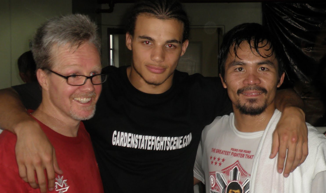 """Ronnie Nathanielsz clarifies """"former pound for pound king"""" statement re Manny Pacquiao"""
