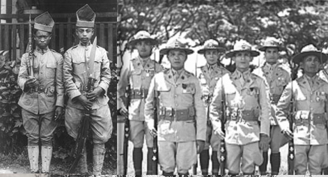 """Forgotten Soldiers"", the Philippine Scouts — a documentary film to be released in January 2012"
