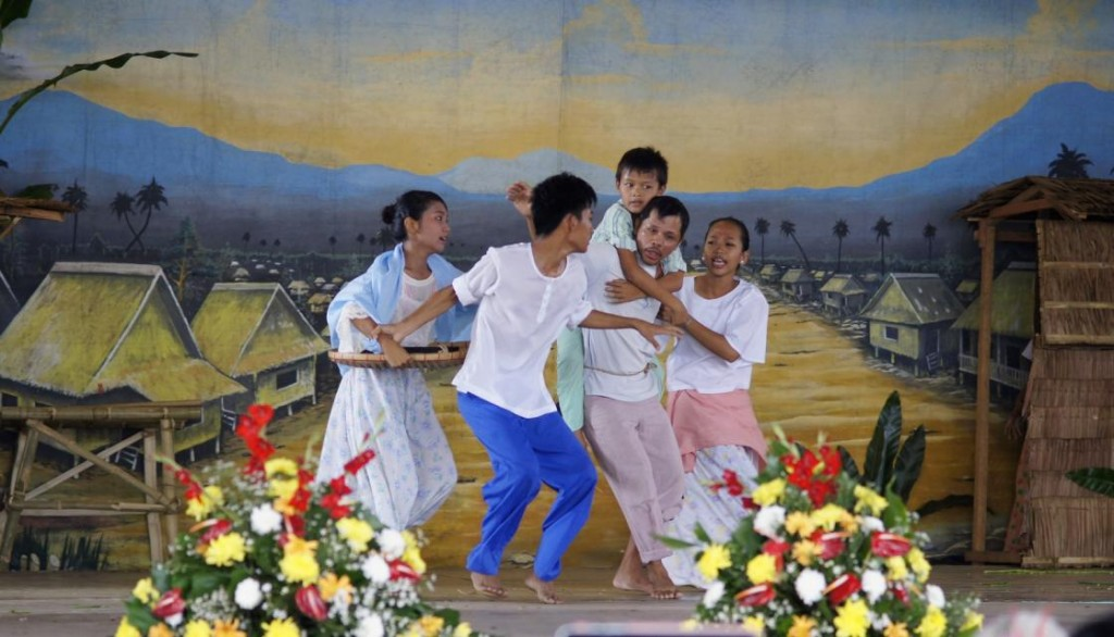 Balangiga Re-enactment