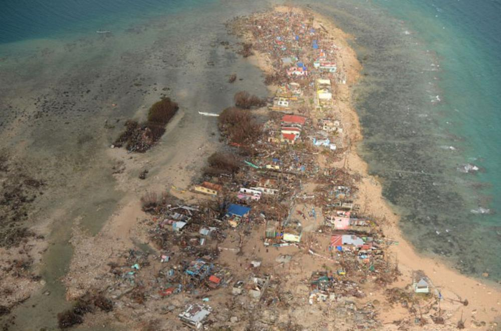 Guiuan From the Air