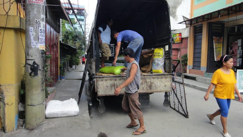 Rice Shipment to Guinob-an 2