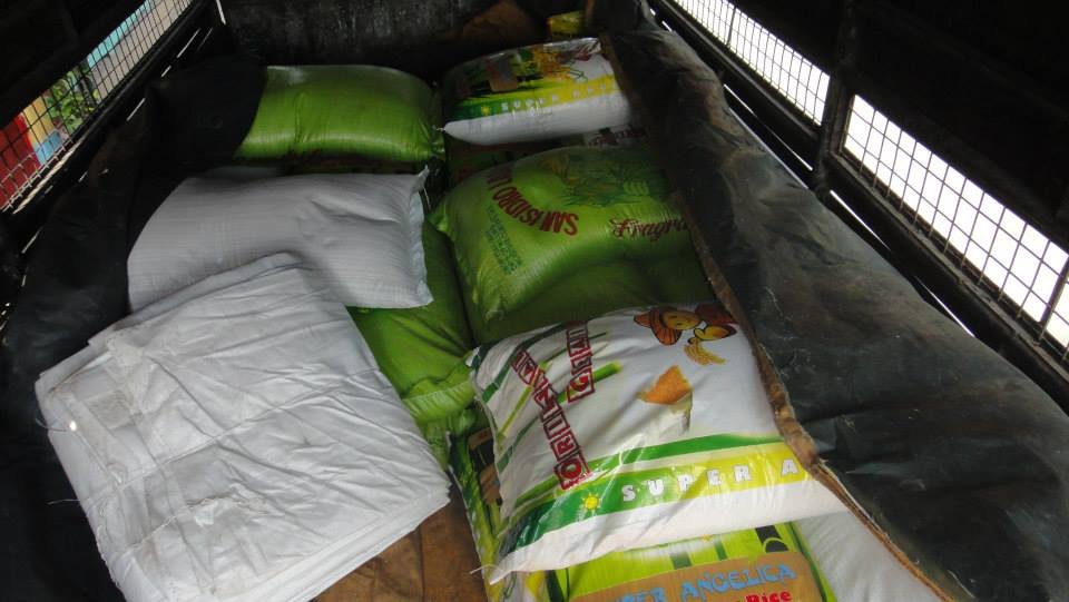 Rice Shipment to Guinob-an 3