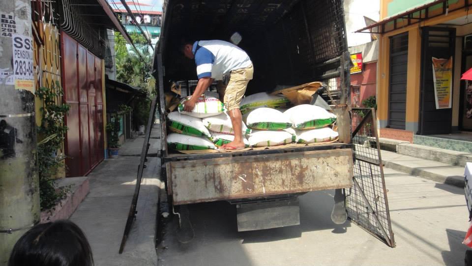 Rice Shipment to Guinob-an 4