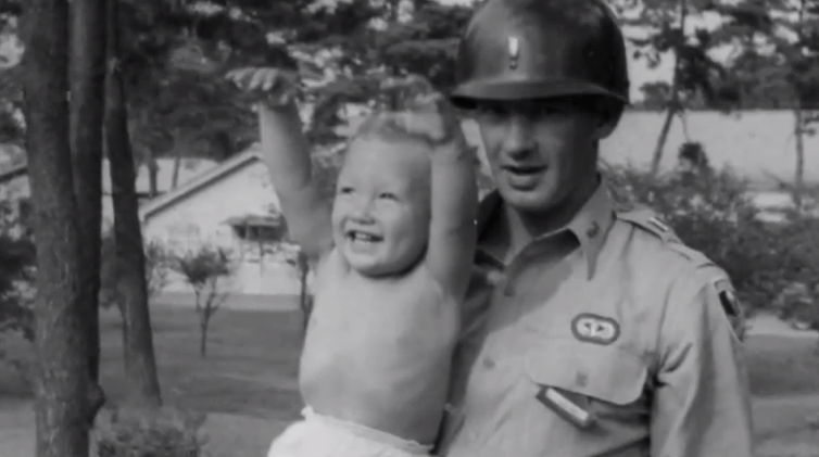 Remembering An Army Dad on Veterans Day