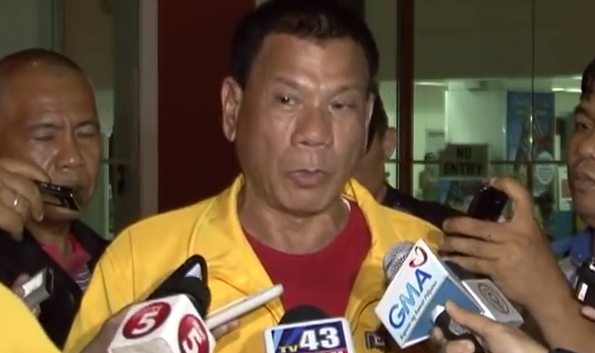 VIDEO: Mayor Rody Duterte of Davao Tells it Like it Truly Is, After Seeing the Devastation Firsthand