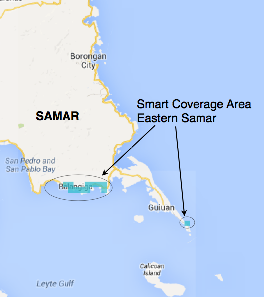 Dear Smart Communications — Why Is Eastern Samar Your Lowest Priority for Restored Coverage?