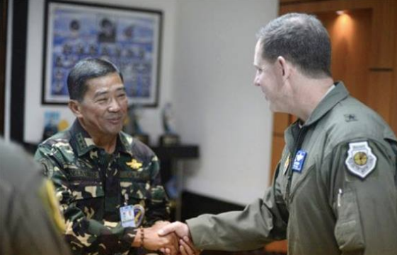 Philippine Air Force Taking Over Control of Typhoon Relief Air Operations