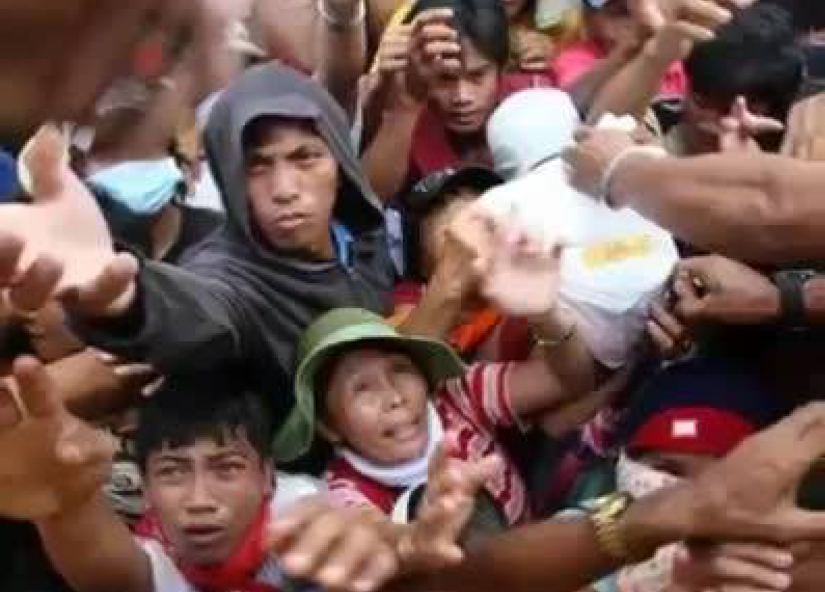 As Yolanda Exits the Front Page, A Filipino creates a heartbreaking video you must see
