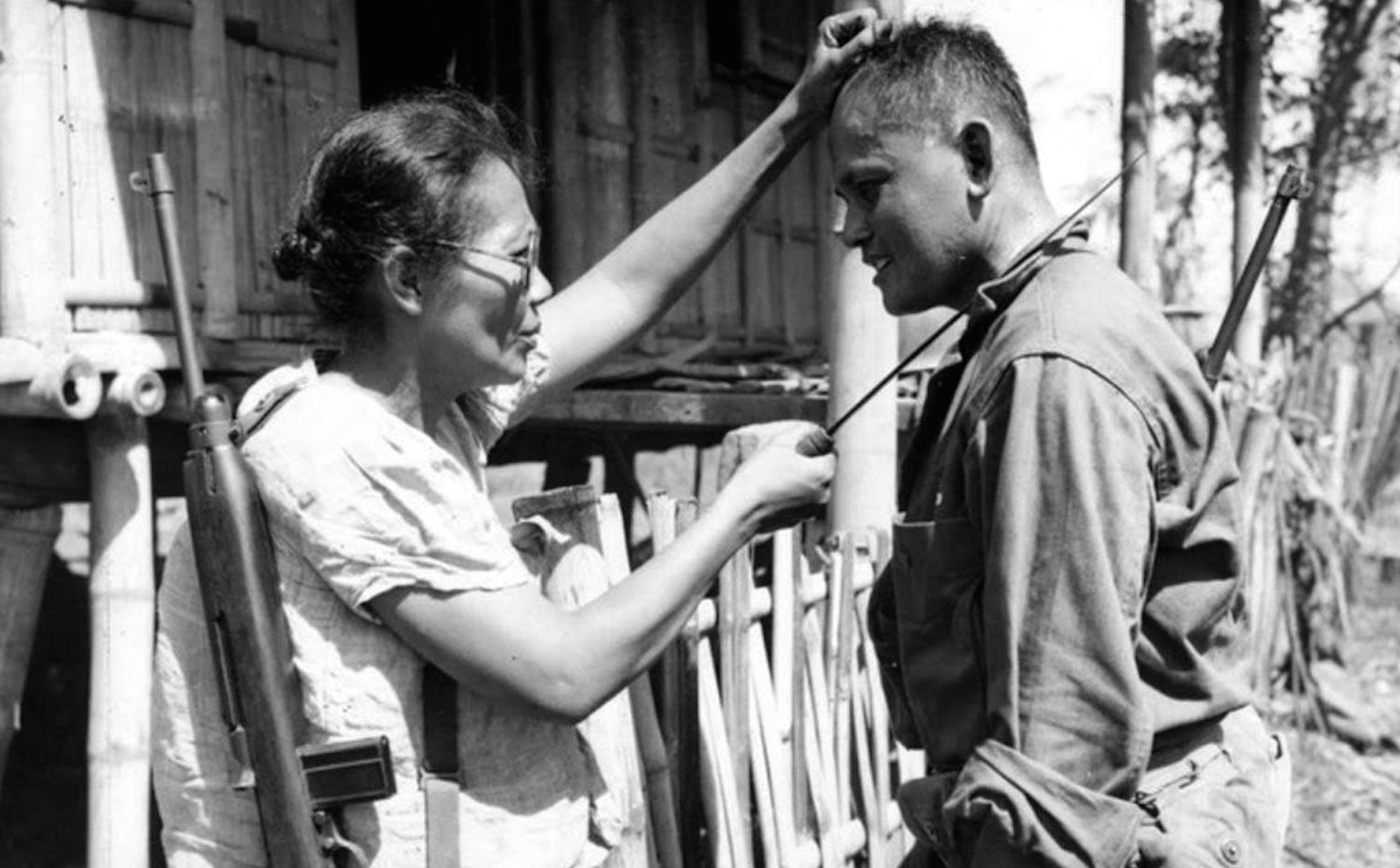 Captain Nieves Fernandez — WWII Guerrilla Leader in Leyte, Philippines