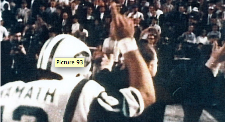 Re-Watching Super Bowl III — Jets 16 – Colts 7