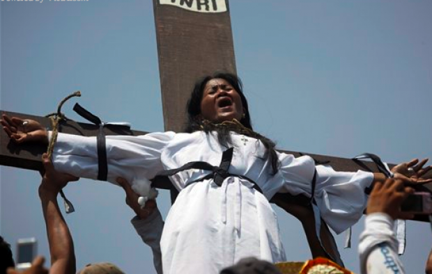 Good Friday in the Philippines Is a Complicated Event