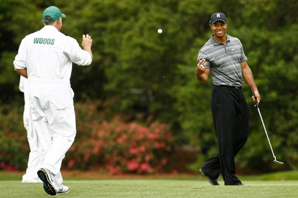 Unforgettable: Masters Day 1 2010 is One For the Record Books