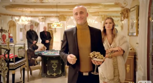 Is The Russian Rich Dude With the Mini-Giraffe the Best Commercial Ever?
