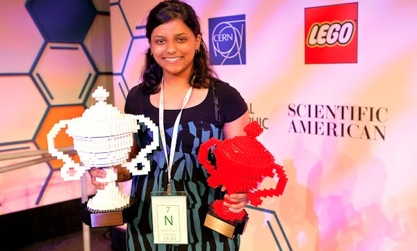 11th Grader Shree Bose Inspires Hope for the Future by Actually Advancing the War on Cancer