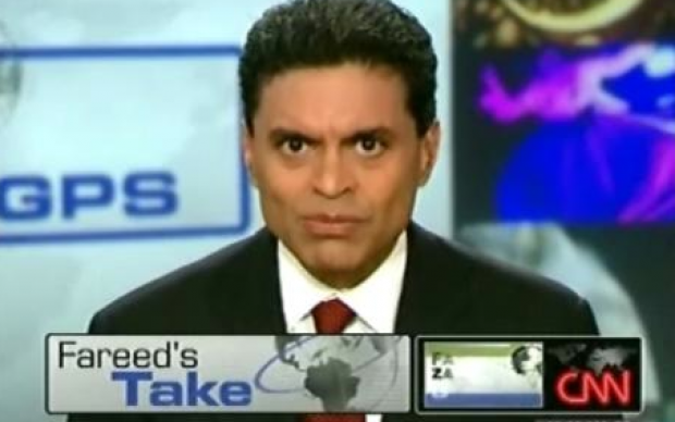 Is Fareed Zakaria onto something?