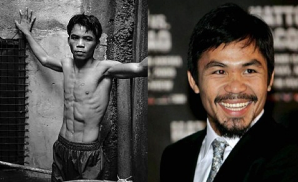 Manny Pacquiao is number 24 on the Bloomberg Business Week Power 100 Athletes; up from 72 last year; ranked higher than Derek Jeter, Dwight Howard, Venus Williams