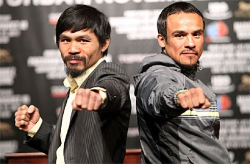 Pacquaio-Marquez Final Press Con — Trilogy Fight is three days away