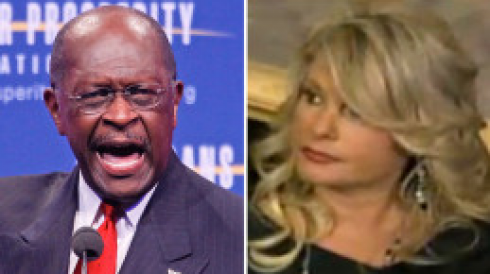 Does Herman Cain Suffer from Narcissistic Personality Disorder?