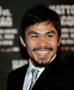 """Manny Pacquiao Number 3 on Yahoo's """"Most Searched Athlete"""" List"""