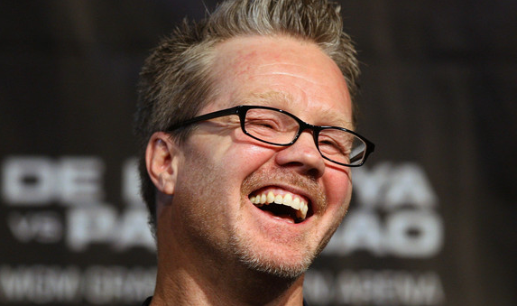 Freddie Roach in Boxing Hall of Fame