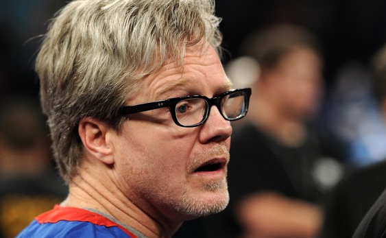 Mike Wise | Freddie Roach got off the mat and triumphed