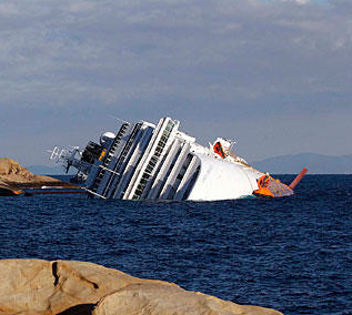 """Costa Concordia Passenger: """"Those who have helped us, they are the cooks, maids, all Filipino."""""""