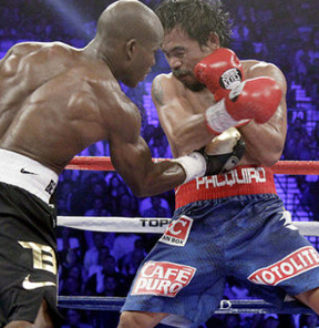 LA Times: Not so fast, my friend — Pacquaio Bradley rematch not a sure thing