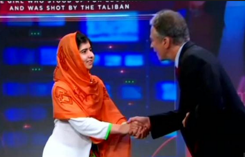 Malala Yousafzai on Jon Stewart — Truly Inspirational (and We Need It)