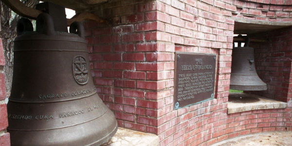 Reuters Reports:  Thanks for the Rice, but Balangiga Wants Its Bells Back (and Rightly So)