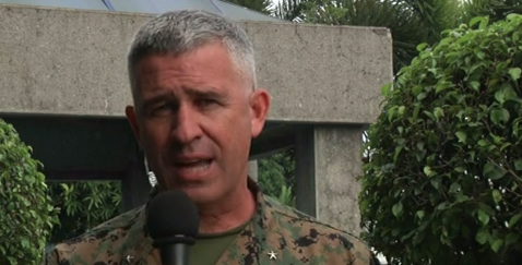 US Marine General Paul Kennedy on his Mission in the Philippines
