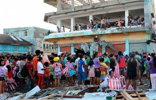 """Inquirer Report puts Philippine looting in proper perspective — """"Everyone knew everyone here . . .I almost cried"""" – owner"""