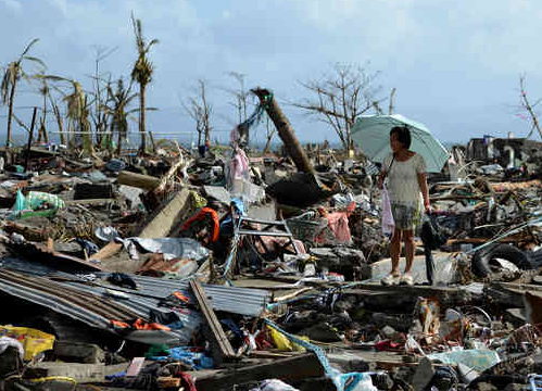 Philippine Government Hazards a Guess — Reconstruction Will Cost $4 Billion