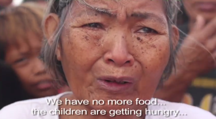 """Video:  """"They are alive"""" – Voices From Leyte by Chiara Zambrano"""