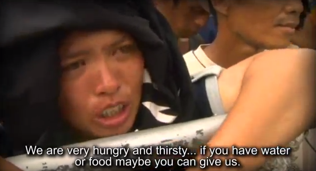 Video: A Touching Thank You From Filipinos to the World