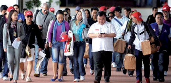 Are Filipinos Abroad The Backbone of the Recovery Effort?